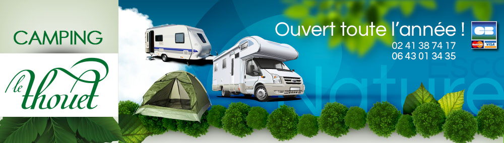 Camping Le Thouet
